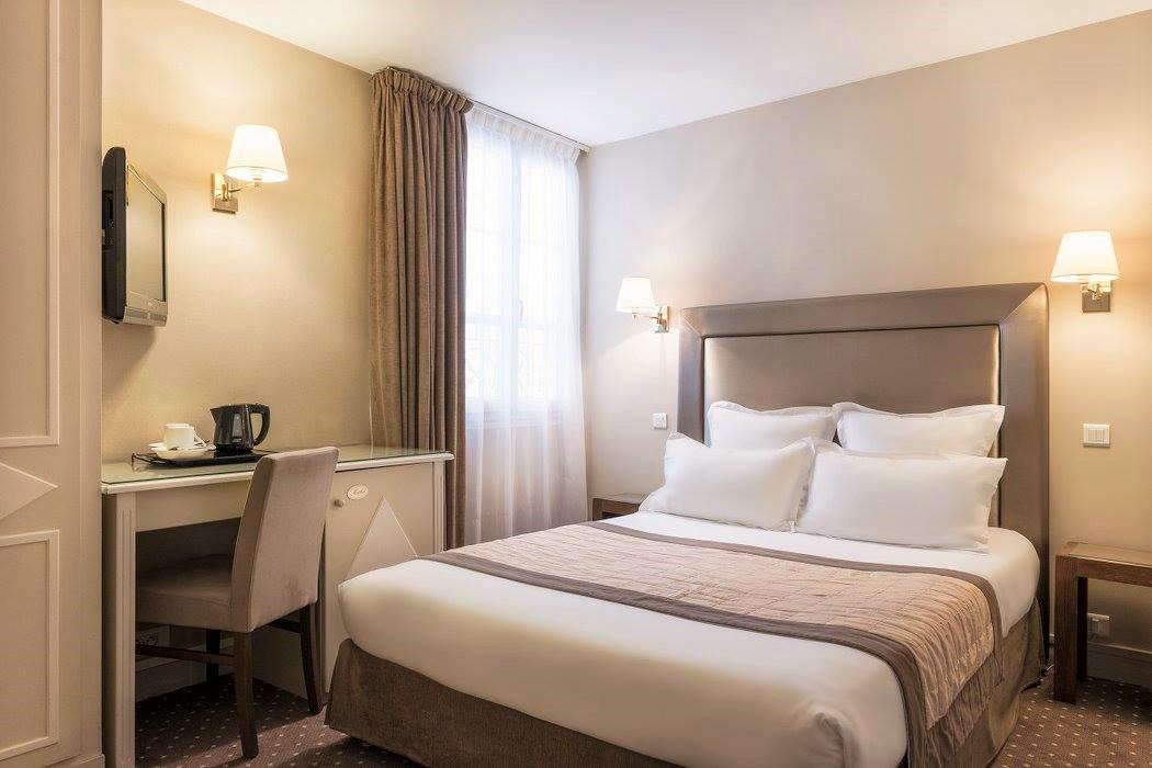 chambre double classique - hôtel acacias étoile