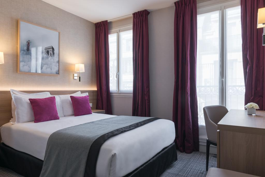 double supérieure - hôtel magda champs-élysées